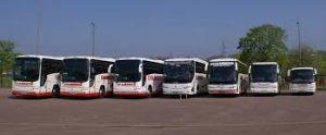 Fleet Leeds minibus & coach hire